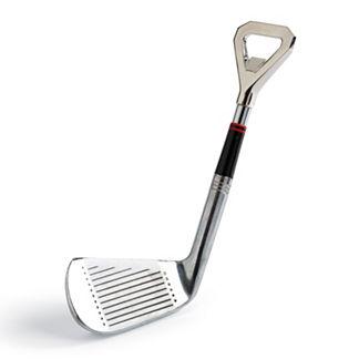 Iron Reclaimed Golf Bottle Opener