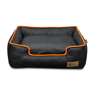 Urban Denim Lounger Pet Bed