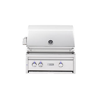 Lynx 27-inch Built-in Grill with ProSear Burner, Brass Burner, and Rotisserie
