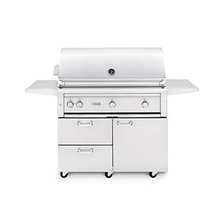 Lynx 42-inch Freestanding All ProSear2 Grill with Rotisserie