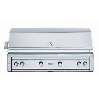 Lynx 54-inch Built-in Grill with ProSear Burner, Brass Burners, and Rotisserie