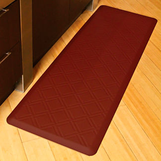 WellnessMats Motif Pattern Moire Anti-Fatigue Mat