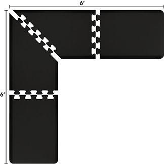 Puzzle Piece 2' L-Series Mat