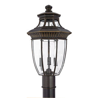 Camden Post Mount Lamp
