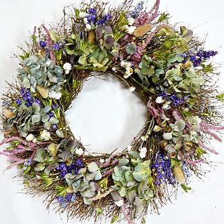 Pacific Northwest Garden Wreath