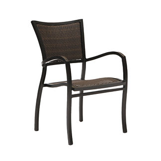 Aire Arm Chair with Cushion by Summer Classics