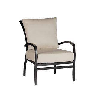 Aire Lounge Chair with Cushion by Summer Classics