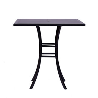 Resort Square Bar Table by Summer Classics