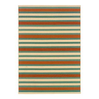 Cabana Stripes Outdoor Rug