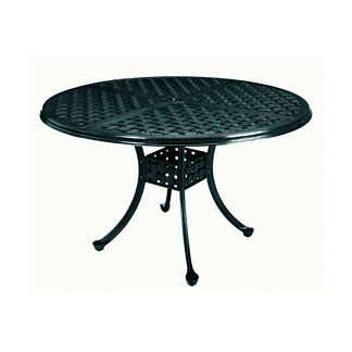 Somerset Round Dining Table by Summer Classics