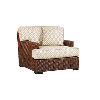 Tommy Bahama Ocean Club Pacifica Lounge Chair with Pillow