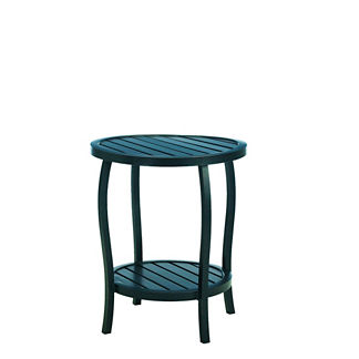 Cottage Side Table by Summer Classics