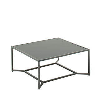 Bloc High Coffee Table with HPL-top