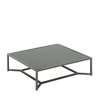 Bloc Low Coffee Table with HPL-top