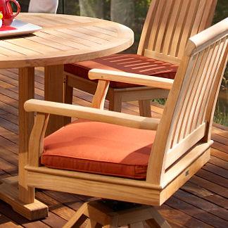 Cape Dining Arm Chair Cushion