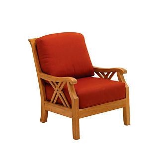 Halifax Lounge Chair with Cushions