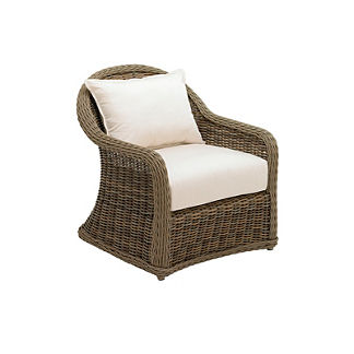 Havana Lounge Chair with Cushion