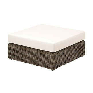 Havana Modular Ottoman with Cushion