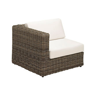 Havana Modular Right End Unit with Cushions