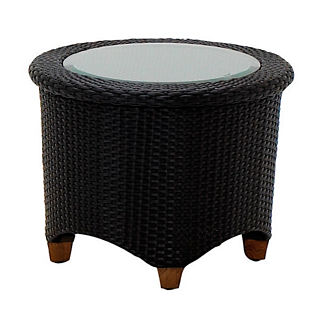 Plantation Sectional Round Side Table
