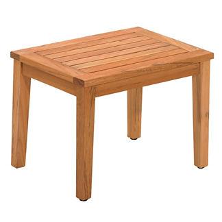 Teak Rectangular Side Table