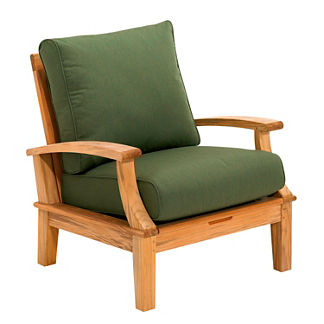 Ventura Reclining Arm Chair with Cushion