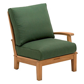Ventura Left-facing Arm Chair with Cushions