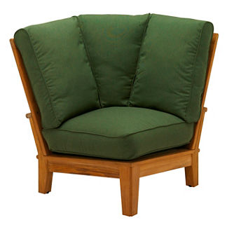 Ventura Corner Chair with Cushions