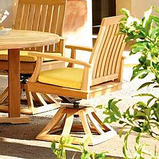 Ventura Dining Rocker/Chair Cushion