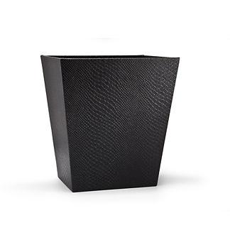 Labrazel Conda Black Waste Basket