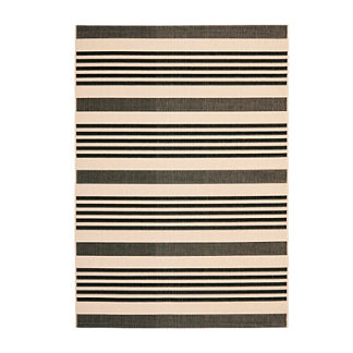Classic Stripe Outdoor Rug
