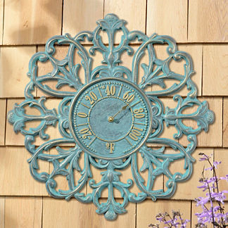 Medallion Outdoor Thermometer
