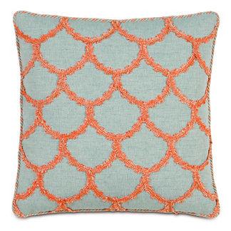 Captiva Scalloped Decorative Pillow