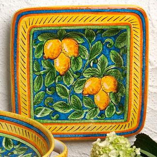 Limoncello Square Platter