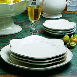 Meridian Dinner Plates, Set of Four