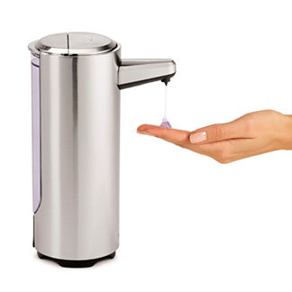 simplehuman Rechargable Soap Dispenser