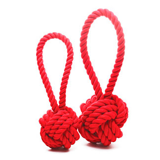 Rope Tug and Toss Cotton Pet Toy