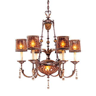 Sanguesa Eight-Light Chandelier