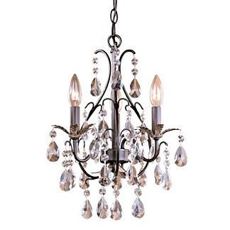 Castlewood 3-light Mini Chandelier