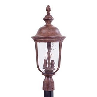 Corwin Outdoor Post Mount Lamp