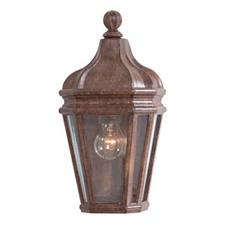 Arlington Outdoor Pocket Lantern with Candelabra Base