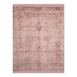 Aveyron Knotted Silk Rug