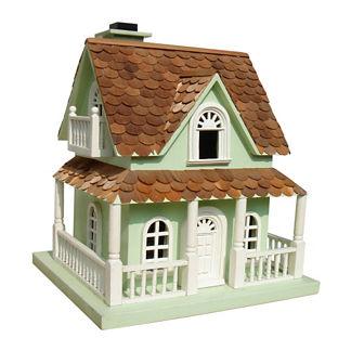 Mint Cottage Birdhouse