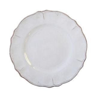Rustica Antique Melamine Salad Plates, Set of Four