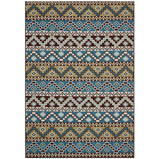 Savaii Outdoor Area Rug