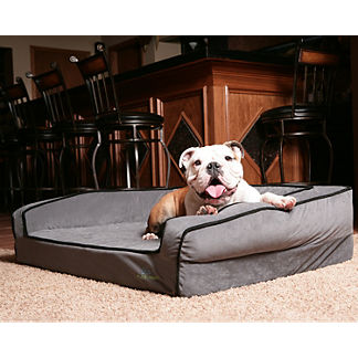 BuddyRest Crown Supreme Orthopedic Pet Bed