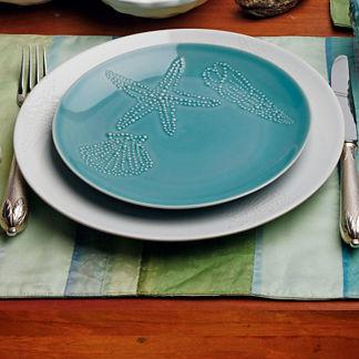 La Playa Set of Four Salad Plates