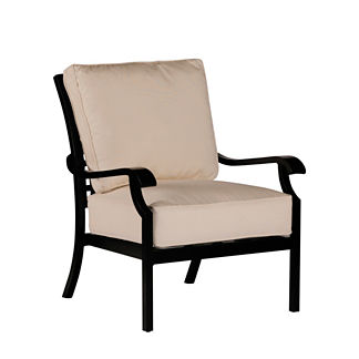 Oxford Lounge Chair with Cushions by Summer Classics