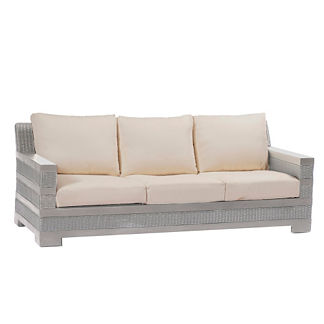Sierra Sofa with Cushions by Summer Classics