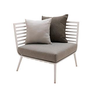 Vista Corner Chair with Cushions